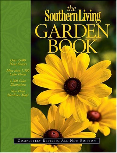 Southern Living Garden Book  2nd (Revised) 9780376039095 Front Cover