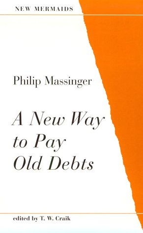 New Way to Pay Old Debts  1964 edition cover