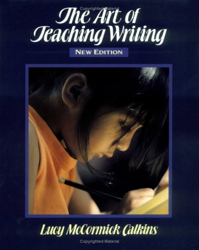 Art of Teaching Writing  2nd 1994 edition cover