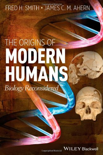 Origins of Modern Humans Biology Reconsidered 2nd 2013 edition cover