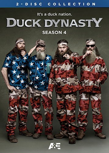 Duck Dynasty Season 4:   2014 9780529109095 Front Cover