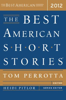 Best American Short Stories 2012   2012 edition cover