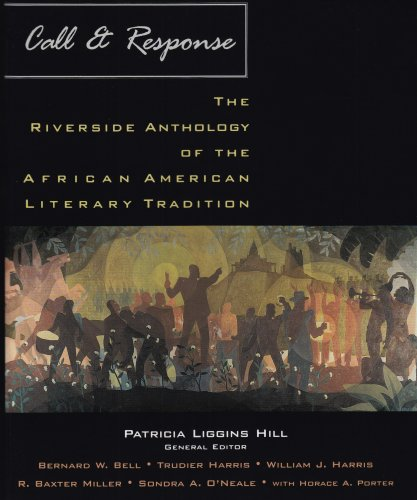 Call and Response Reprint   1998 edition cover