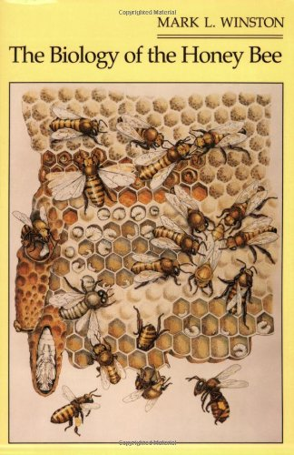 Biology of the Honey Bee   1987 edition cover