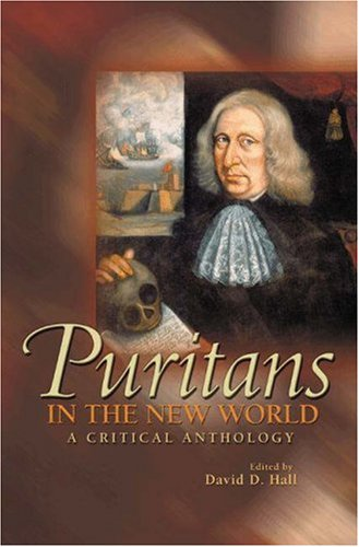 Puritans in the New World A Critical Anthology  2004 edition cover