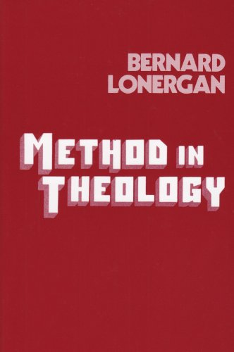 Method in Theology  2nd 1990 (Revised) edition cover