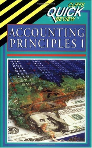 Accounting Principles I   1998 (Student Manual, Study Guide, etc.) edition cover