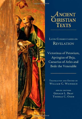 Latin Commentaries on Revelation   2011 edition cover