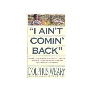I Ain't Comin' Back N/A edition cover