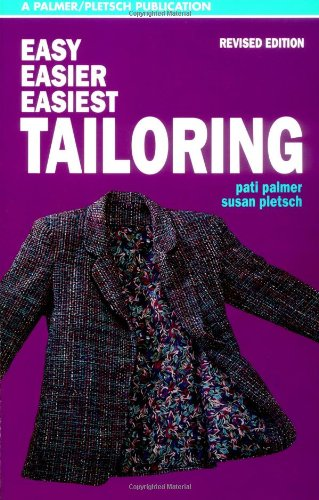 Easy, Easier, Easiest Tailoring 3rd (Revised) 9780935278095 Front Cover