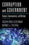 Corruption and Government Causes, Consequences, and Reform 2nd 2016 (Revised) 9781107441095 Front Cover