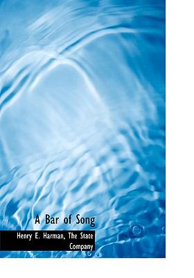 Bar of Song  N/A edition cover