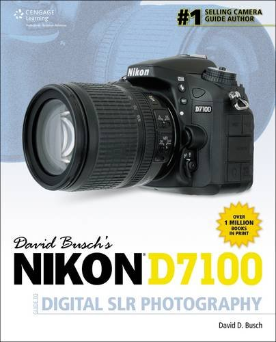 David Busch's Nikon D7100 Guide to Digital SLR Photography   2014 edition cover