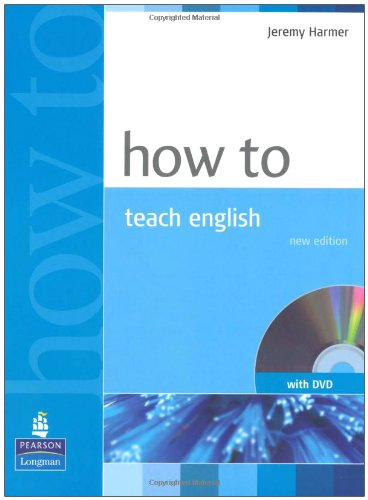 How to Teach English   2007 edition cover