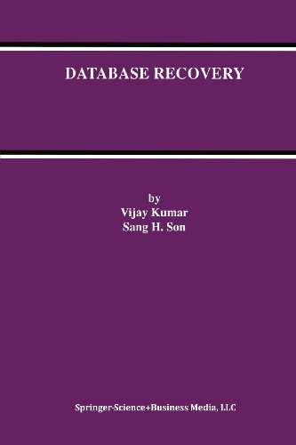 Database Recovery   1998 edition cover