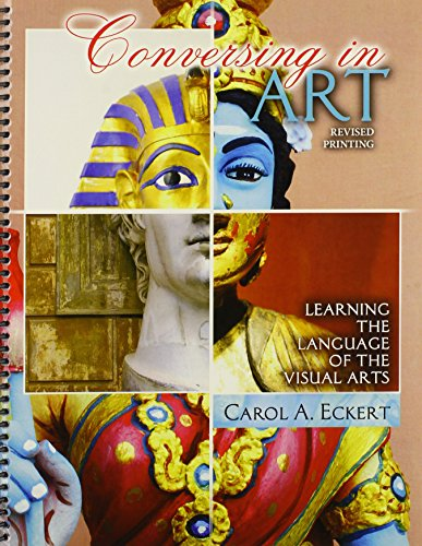 Conversing in Art Learning the Language of the Visual Arts Revised  edition cover