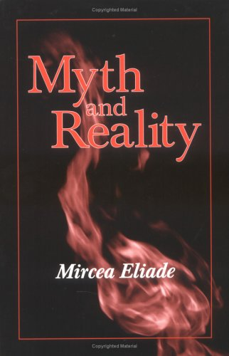 Myth and Reality   1998 (Reprint) 9781577660095 Front Cover