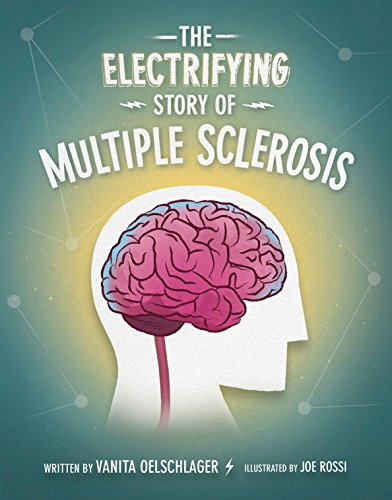 Electrifying Story of Multiple Sclerosis  N/A 9781938164095 Front Cover