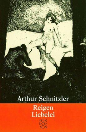 Liebelei; Reigen 1st edition cover