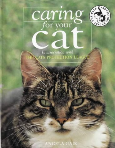 Caring for Your Cat   1997 9780004133096 Front Cover