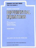 Modern Introductory Differential Equations  1973 edition cover