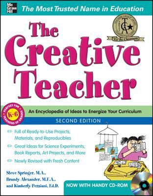 Creative Teacher, 2nd Edition  2nd 2014 edition cover