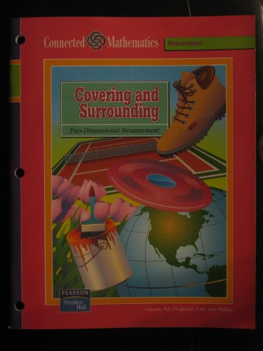 Connected Mathematics Covering and Surrounding  2004 (Student Manual, Study Guide, etc.) edition cover
