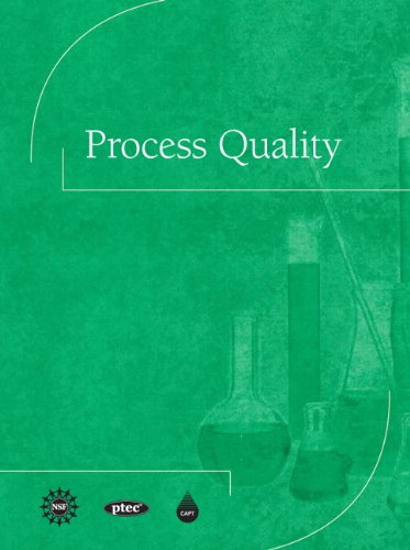 Process Quality   2011 edition cover