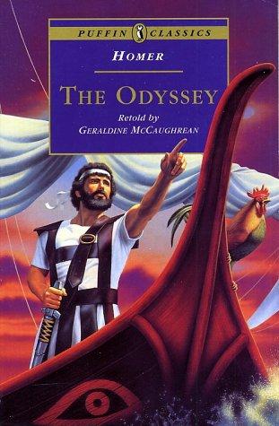 Odyssey   1997 (Abridged) edition cover