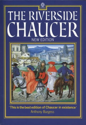 RIVERSIDE CHAUCER (IMPORT) 3rd edition cover