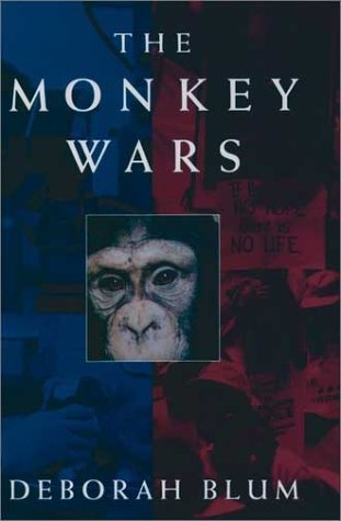 Monkey Wars   1996 edition cover