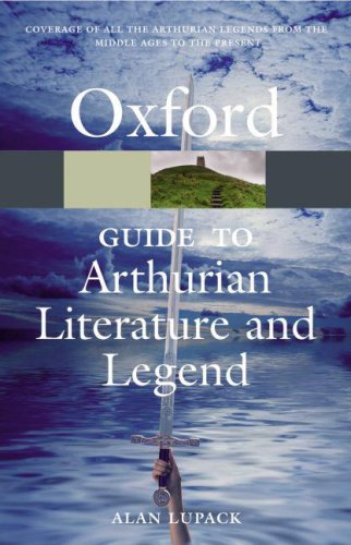 Oxford Guide to Arthurian Literature and Legend   2007 edition cover