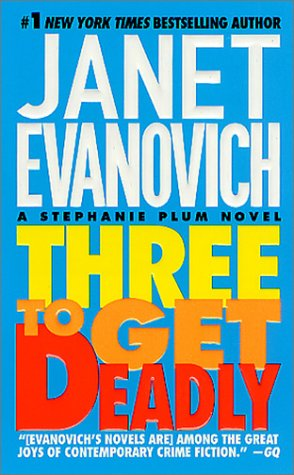 Three to Get Deadly   1998 (Reprint) edition cover
