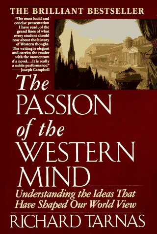 Passion of the Western Mind   1993 edition cover