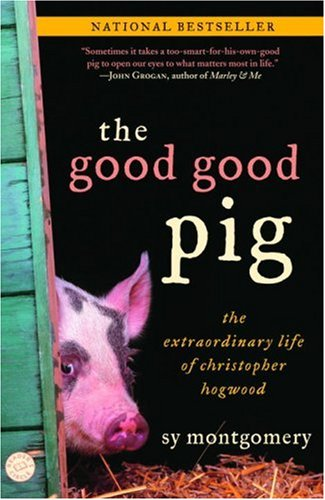 Good Good Pig The Extraordinary Life of Christopher Hogwood N/A edition cover