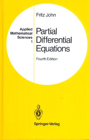 Partial Differential Equations  4th 1982 (Revised) edition cover
