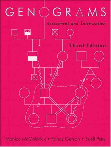 Genograms Assessment and Intervention Third Edition 3rd 2007 9780393705096 Front Cover