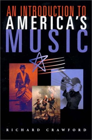 Introduction to America's Music   2001 edition cover