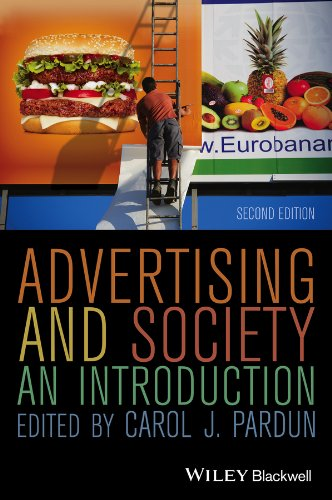 Advertising and Society An Introduction 2nd 2014 edition cover