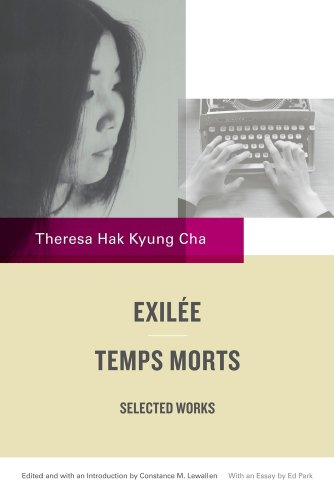 Exil�e Temps Morts Selected Works  2009 9780520259096 Front Cover