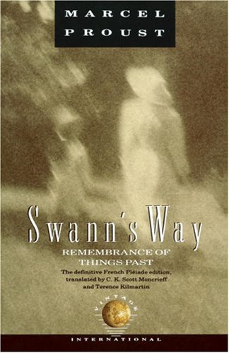 Swann's Way Remembrance of Things Past N/A edition cover