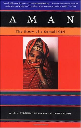 Aman The Story of a Somali Girl N/A edition cover