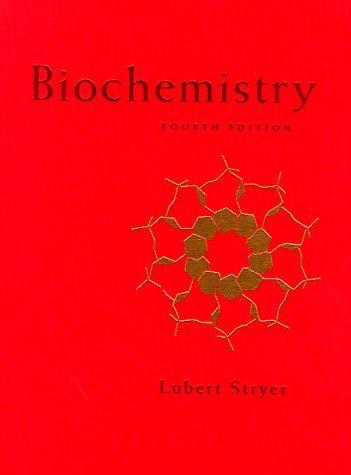 Biochemistry  4th 1995 edition cover