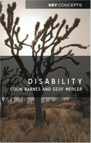 Disability   2003 edition cover