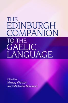 Edinburgh Companion to the Gaelic Language   2009 9780748637096 Front Cover