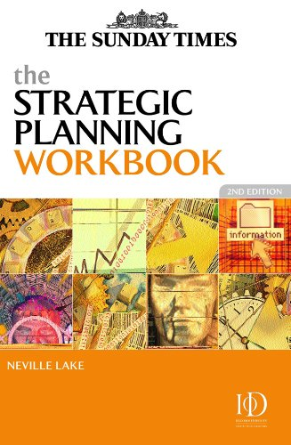 Strategic Planning Workbook  2nd 2006 (Revised) 9780749445096 Front Cover