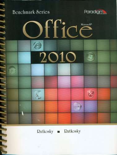 Microsoft Office 2010 Office 2010-Text  2011 edition cover