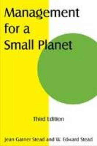 Management for a Small Planet  3rd 2010 (Revised) edition cover