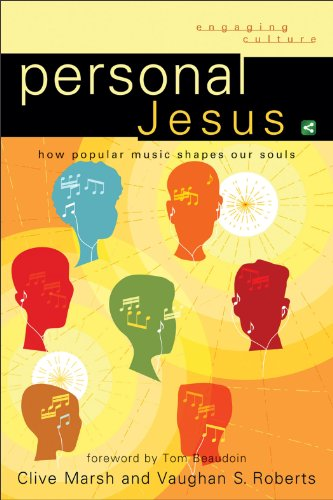 Personal Jesus How Popular Music Shapes Our Souls  2013 edition cover