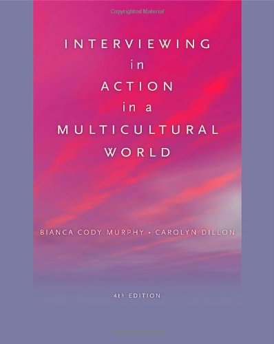 Interviewing in Action in a Multicultural World  4th 2011 edition cover